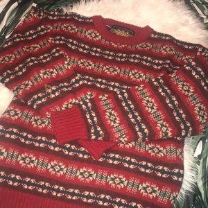 Ralph Lauren Sweater 100% Wool